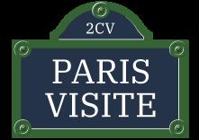 2CV Paris Visite