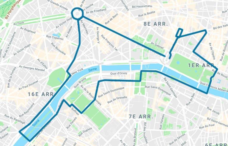 Visite insolite et originale de Paris en 2CV - Balade Paris Découverte
